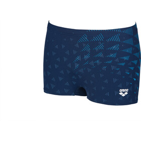 arena One Tunnel Vision Shorts Men navy/turquoise